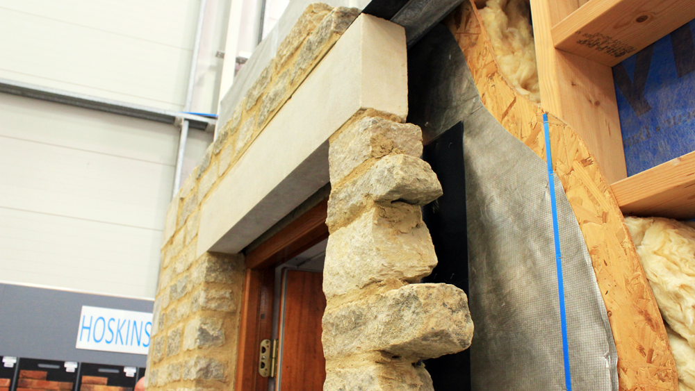 how to build a load bearing wall