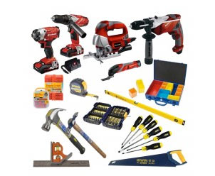 Carpenters starter tool kit