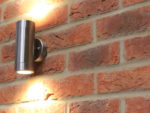 Choosing and Fitting an Exterior Wall Light or (PIR) Sensor Security Light