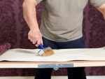 How to Choose Wallpaper Paste and Adhesives