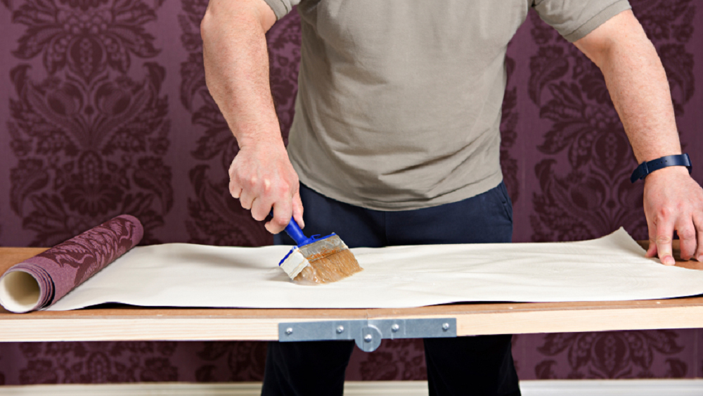 Choosing Wallpaper Paste And Adhesives And Selecting The Right