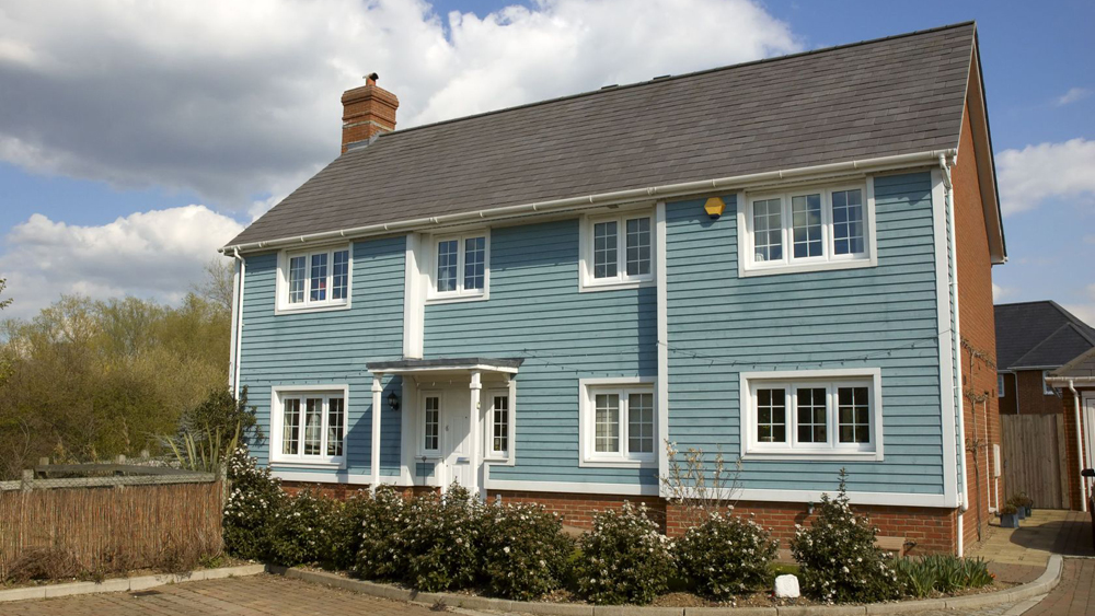 Cladding With Upvc Or Pvcu Fitting Cladding Panels