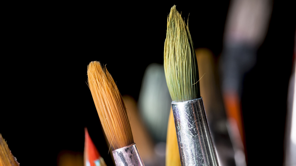 Cleaning Paint Brushes after Use | How to Clean Oil Based