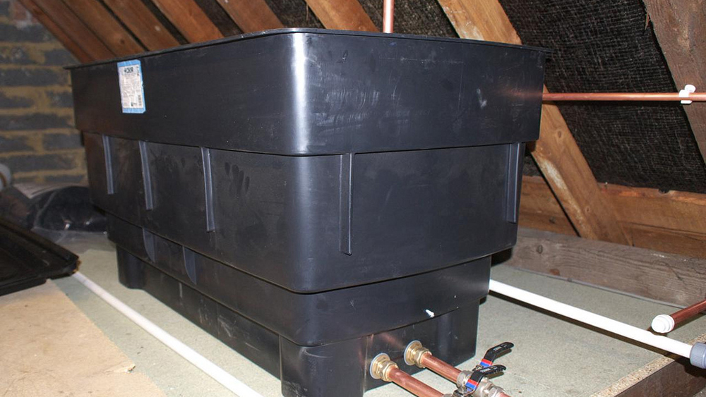 Cold Water Tank Water Tanks Including Cistern Valves And