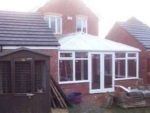 Conservatory completed and finished