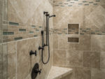Fitting and Plumbing Concealed Shower