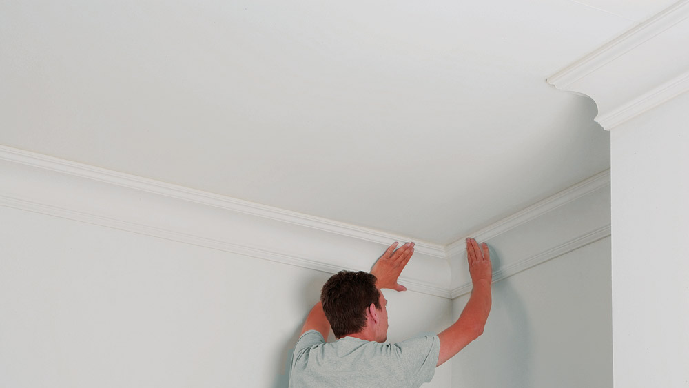 Putting Up Coving A Diy Guide To Cutting Coving And Mitre