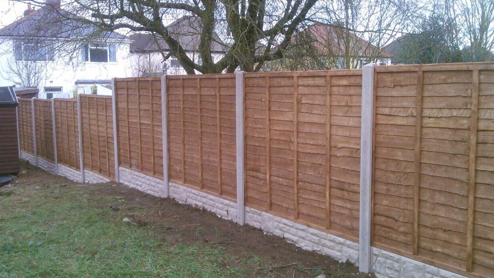 Reducing The Width Of A Fence Panel Cut Fence Panels To