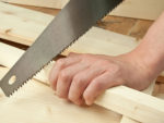 Cutting and Sawing Timber: How to Use a Handsaw to Cut Wood Straight and What Kind of Saw to Use