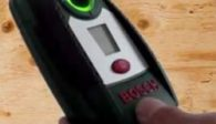 Bosch digital detector