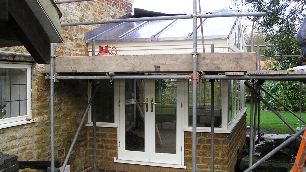 Diy conservatories how to erect a conservatory diy doctor for How much will it cost to build my house