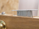 Fitting a Mortice or Mortice Latch
