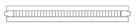 Double Panel Convector Radiator