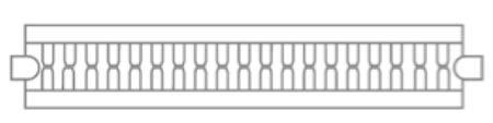 Double Panel Double Convector Radiator