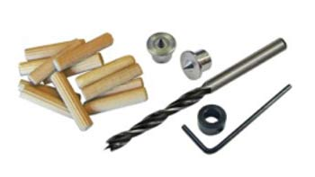 Dowel kit available in our online store