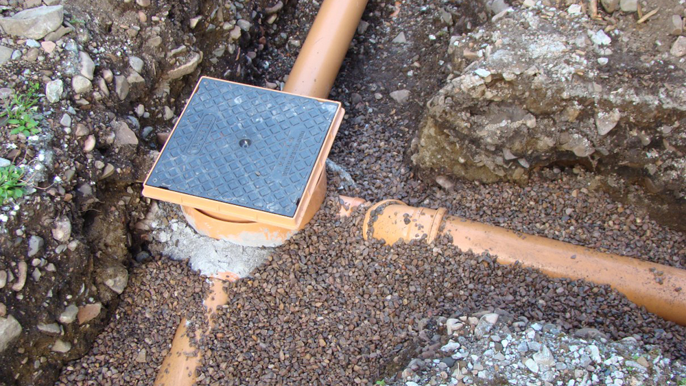 Foul Water Drainage Surface Water Drainage Diy Doctor