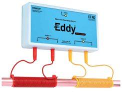 Eddy water softener