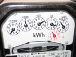 Reading electric meters
