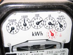Reading electric meters
