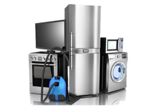Selection of elecrtical appliances