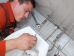 Fitting a New Toilet