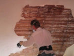 Fixing to Lath and Plaster Correctly