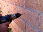 Fixing to Masonry walls
