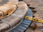 How to Build Flagstone Steps in Your Garden