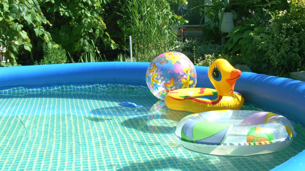 How To Add A Paddling Pool Set Up An Above Ground Or