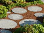 Creating a Garden Path or Garden Stepping Stones