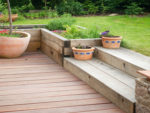 Building Garden Steps: How to Build Steps in a Garden with Slabs