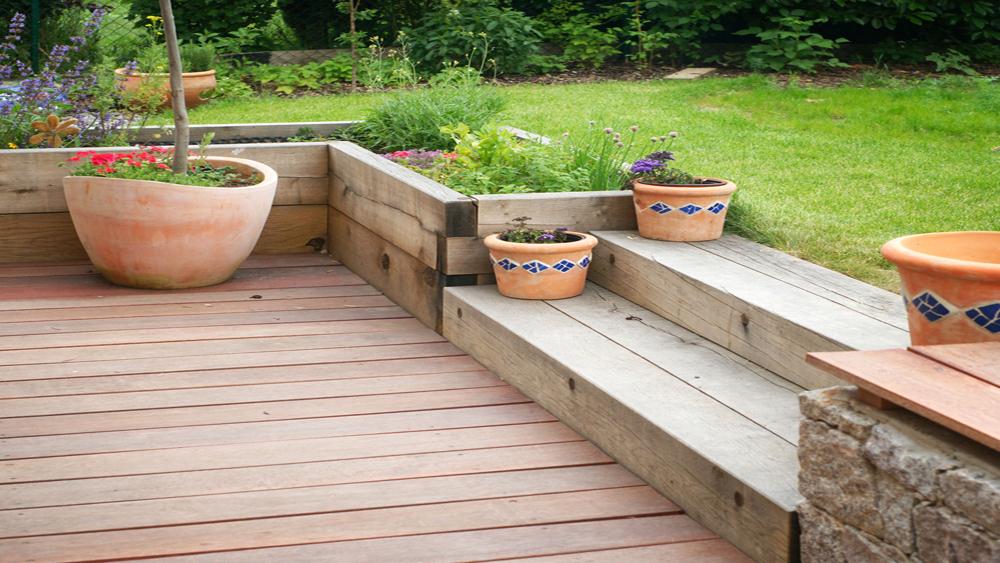 Building Steps In Your Garden Diy Doctor