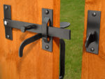 How to Fit a Suffolk or Norfolk Latch to a Garden Gate
