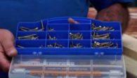 Goldscrew woodscrews