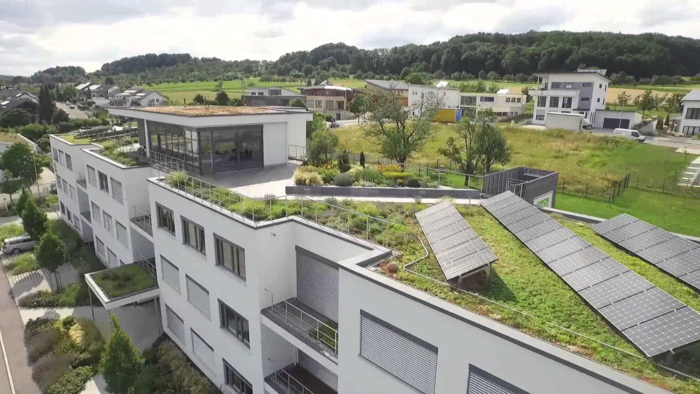 Green Roof – What is a Green or Eco Roof and how are They Made?