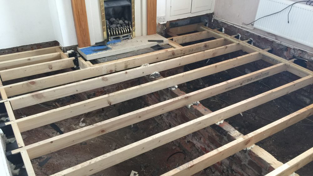 Suspended Timber Floor Diy Doctor
