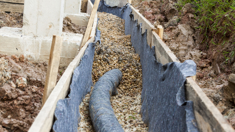 How To Make A French Drain A Step By Step Guide To