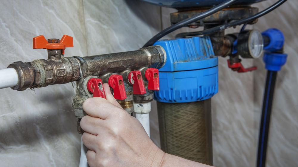 Jammed Water Valves Stuck Water Valves Radiator