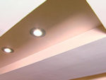 How to Build a Ceiling Light Box to Improve and Update your Kitchen Lighting