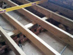 Levelling Floor Joists: How to Level an Old Floors