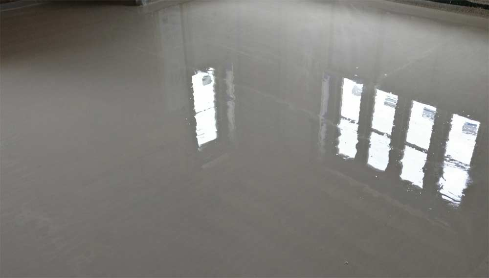 Laying a Liquid Screed and how to Prepare for Pouring Liquid