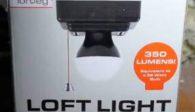 Loft light system