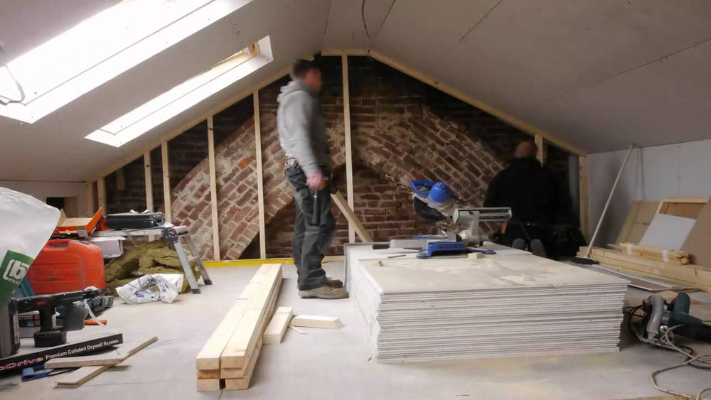 Loft conversions converting a loft or attic in your home diy doctor solutioingenieria Images