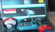 Makita 8391 combi drill