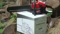 Mountfield chainsaw