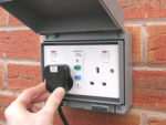Installing an Outdoor Socket or Exterior Power Point