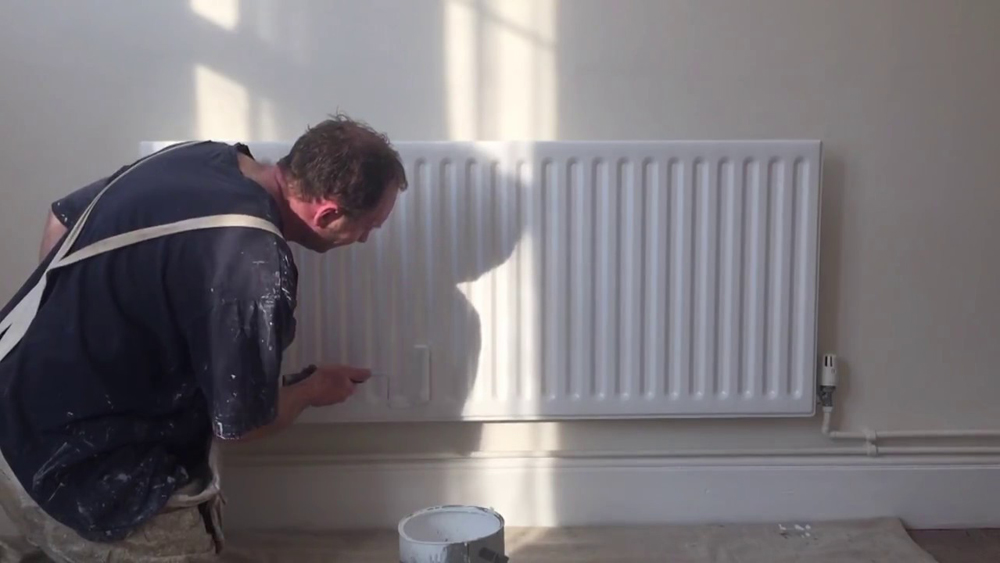 Painting a Radiator | How to Paint a Radiator and What Paint