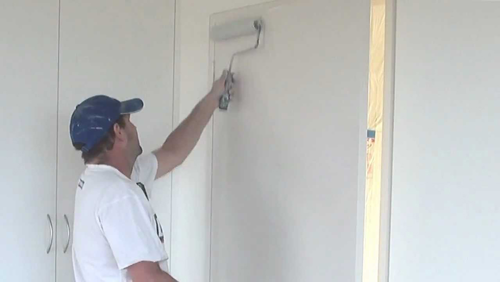 Painting A Flush Door Including How To Paint Flat Doors