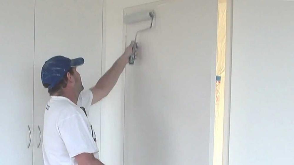 Painting A Flush Door How To Paint Flat Doors Diy Doctor