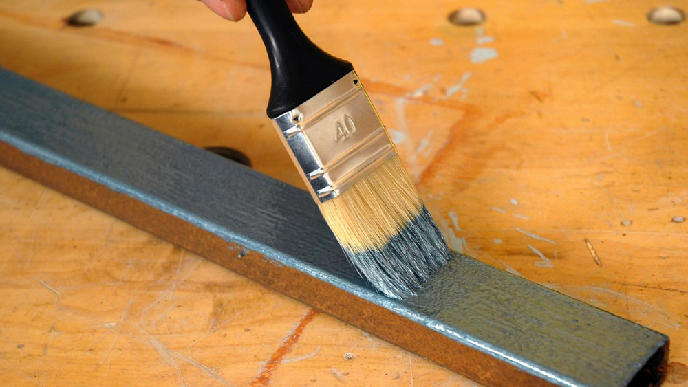 Painting Metal Including Types Of Metal Paint And